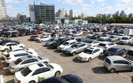Korean automotive companies witness jumps in sales, production