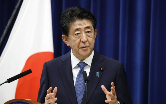 S. Korea expresses 'deep regret' over Abe's visit to war shrine