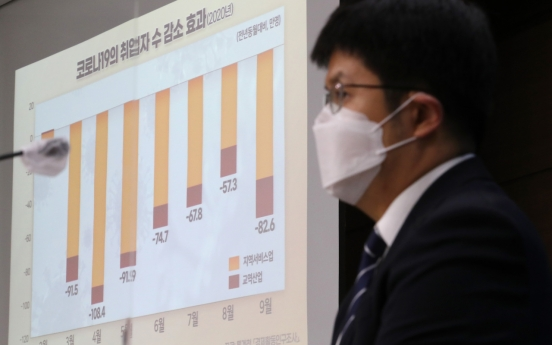 Coronavirus-caused job crisis spills over to non-service sectors: report