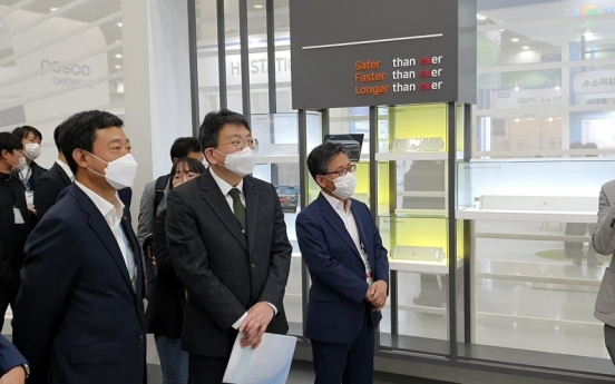 [From the Scene] Korea's biggest battery expo invites LG Chem, Samsung SDI, SK Innovation