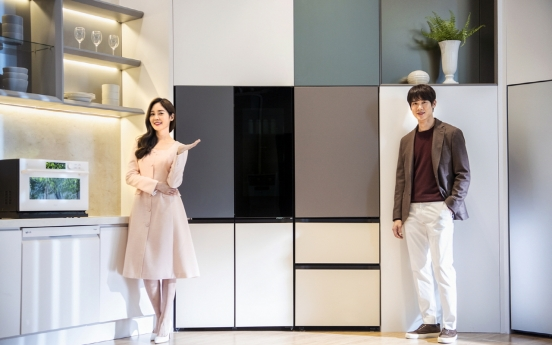 LG joins tailorable home appliance market with Objet Collection