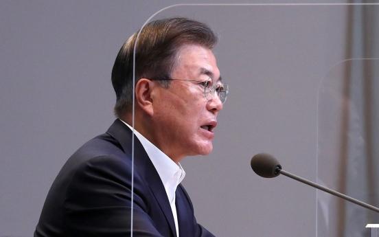 S. Korean, Laotian leaders celebrate anniversary of diplomatic ties in letters
