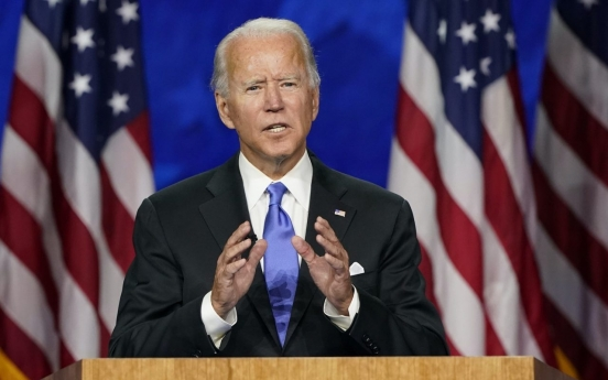 Biden says will meet NK leader if he agrees to draw down nuclear capacity