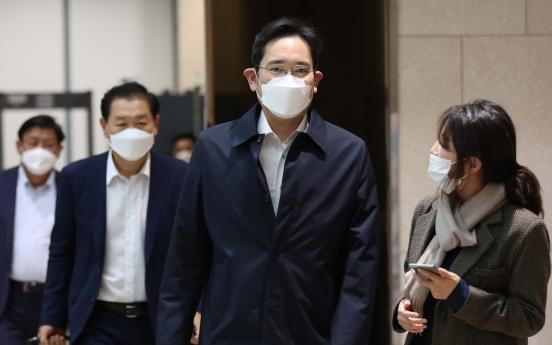 Samsung heir hints at visiting Japan soon