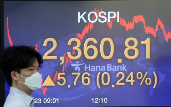Seoul stocks rebound on Q3 earnings hopes