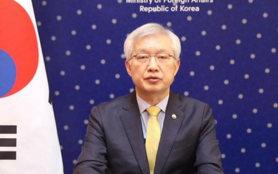 S. Korea to provide $10m in aid for Rohingya refugees