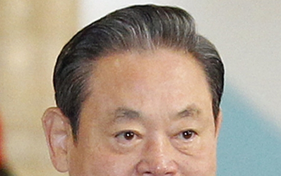 Samsung Group's market cap up nearly 350 times under Lee's leadership: data