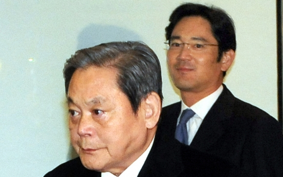 [Newsmaker] Lee Kun-hee: 'Hermit king' of the Samsung empire