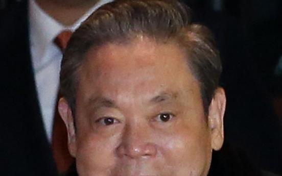 Samsung chief was wealthiest man in S. Korea