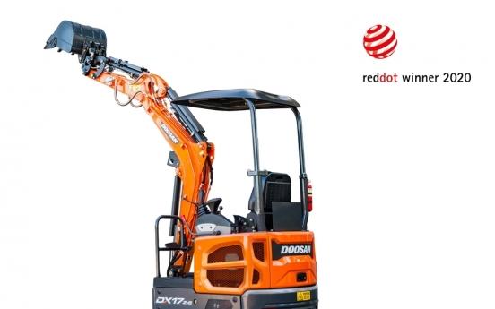 Doosan Infracore's sales of mini-sized excavators triple in S. Korea