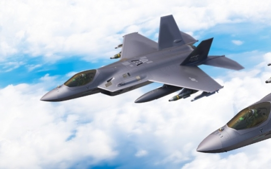 [Herald Interview] With KF-X, S. Korea eyes foothold in global fighter jet market