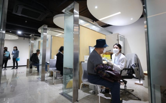 S. Korea continues flu vaccinations, despite rise in suspected deaths