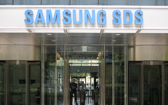 Samsung SDS Q3 net up on record sales