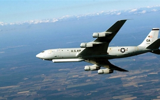 US flies surveillance aircraft near Korean Peninsula: aviation tracker