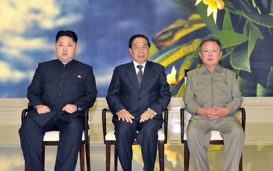 NK paper highlights friendly ties with Laos on summit anniv.