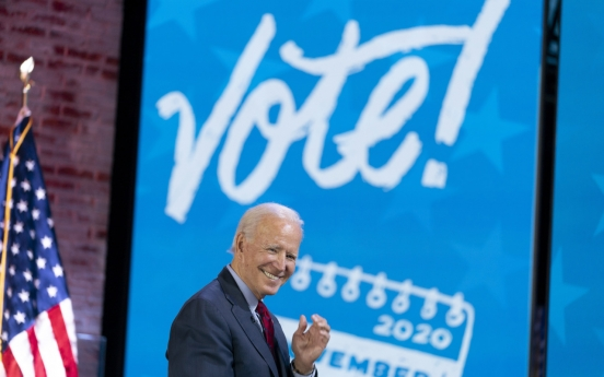 [US elections and Korea] Biden will be more rigorous on North Korea, experts say