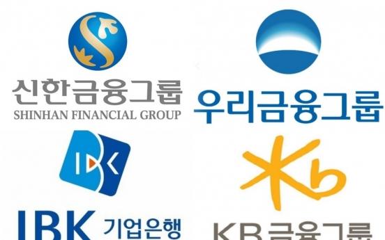 Major Korean banking groups post stronger-than-expected Q3 earnings