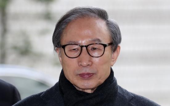 [Newsmaker] Supreme Court upholds 17-year sentence against ex-president Lee