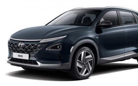 Hyundai sells over 10,000 Nexo hydrogen cars in S. Korea