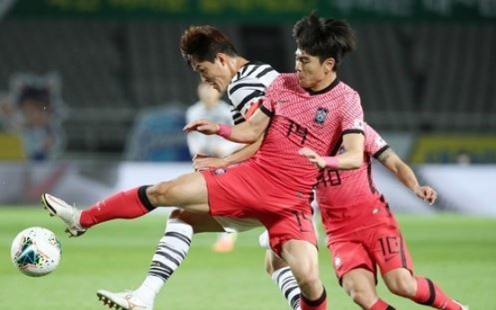S. Korean Olympic football team to play in Nov. friendly tournament in Egypt