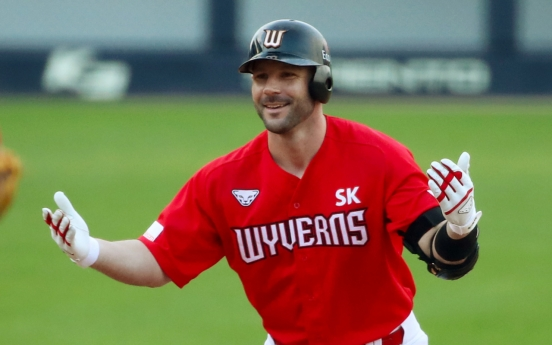 KBO's SK Wyverns re-sign infielder, acquire 2 new pitchers