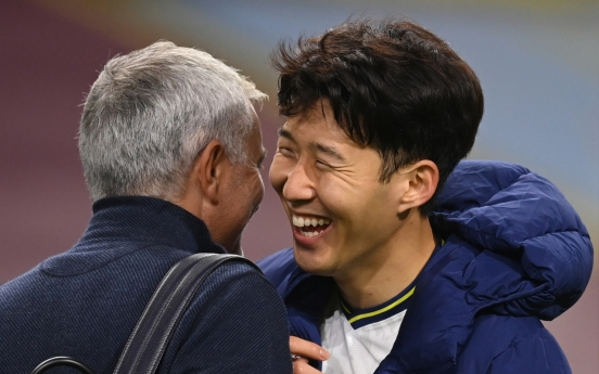 Tottenham's Son Heung-min to join S. Korea for Nov. friendlies