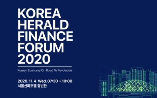 Korea Herald's 1st finance forum to discuss digital innovation in post-coronavirus era