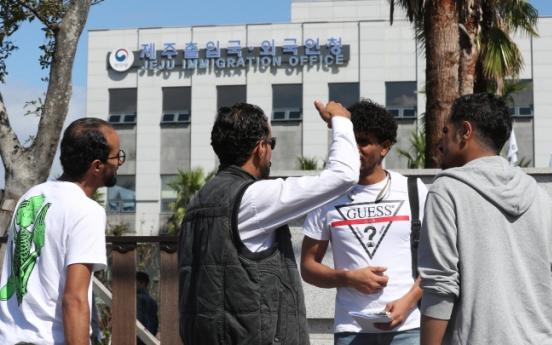 Refugee applications top 70,000 in S. Korea
