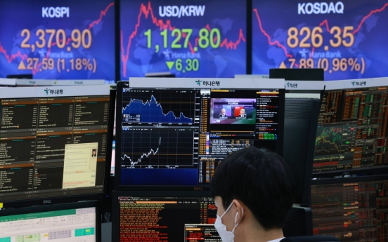 Seoul shares open higher ahead of US election result