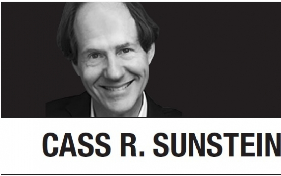[Cass R. Sunstein] Don't invoke Bush versus Gore