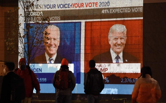 [US elections and Korea] Seoul braces of US presidential election outcome