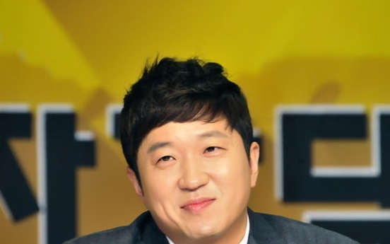 Comedian Jung Hyung-don to take break due to anxiety disorder