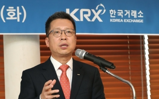 KRX chief to take post as insurers' association chief within year