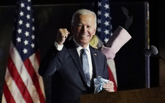 Biden sees path to 270; Trump attacks election integrity