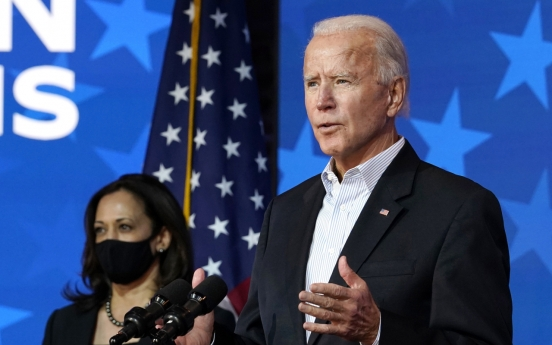 Biden says he's preparing for White House