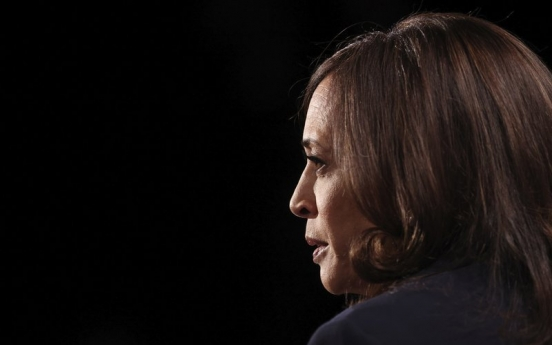 Harris becomes first black woman, South Asian elected US VP