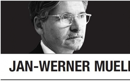 [Jan-Werner Mueller] Truth <b>and</b> de-Trumpification under a Biden presidency