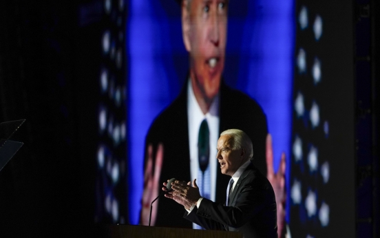 World leaders hope for fresh start after Biden win