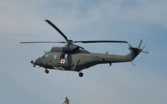 Army secures new medical evacuation helicopters