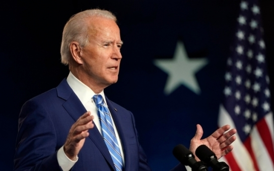 Biden favors step-by-step approach on NK: experts