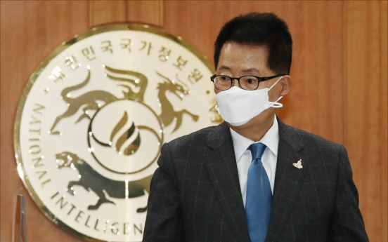 Spy chief in Japan to discuss thorny issues