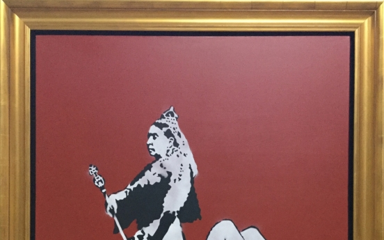 Banksy's artworks to be unveiled at urban art show in Seoul