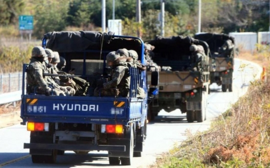 Military to improve border security system following N. Korean's unhindered crossing