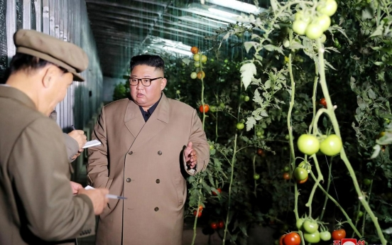 N. Korea calls for efforts to prevent wildfire amid dry weather