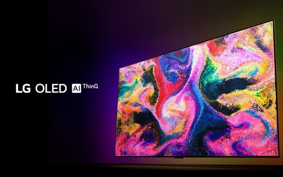 LG sweeps US Consumer Reports picks for OLED TVs