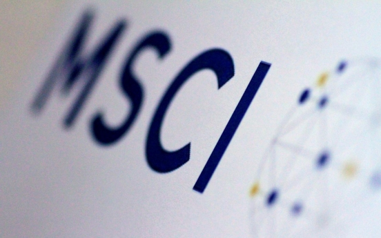 SK's bio, chemical units, Doosan Heavy join MSCI Korea Index