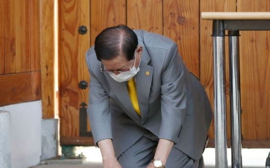 Court grants bail to Shincheonji leader indicted on charges of obstructing COVID-19 response