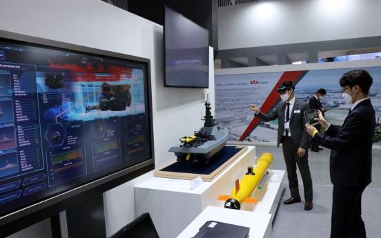 LIG Nex1 unveils remote support system for maritime vessels