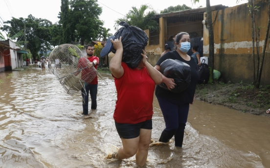 Seoul to provide aid to hurricane-hit Central American nations