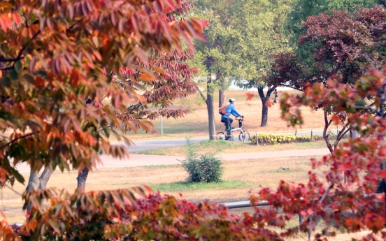Seoul city offers new ecological programs at Han River parks
